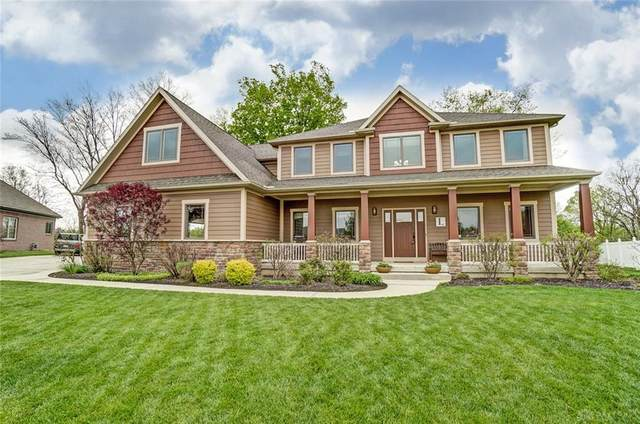 3500 Kingsgate Court, Springfield, OH 45503 (MLS #815892) :: The Gene Group