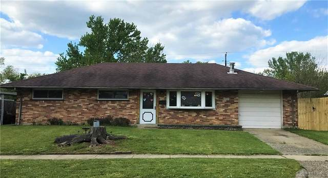 2155 Finland Drive, Miami Township, OH 45439 (MLS #816013) :: The Gene Group