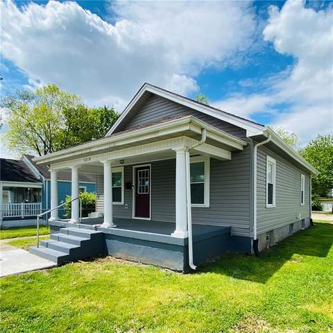 1214 Pine Street, Middletown, OH 45044 (MLS #816102) :: Denise Swick and Company