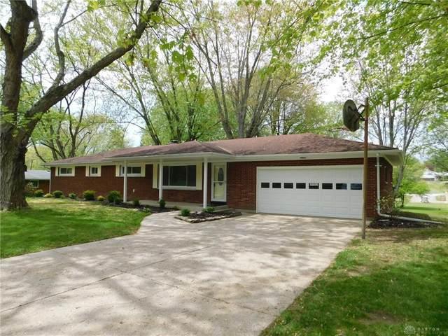 3323 Cambridge Drive, Moorefield Twp, OH 45503 (MLS #816226) :: The Gene Group