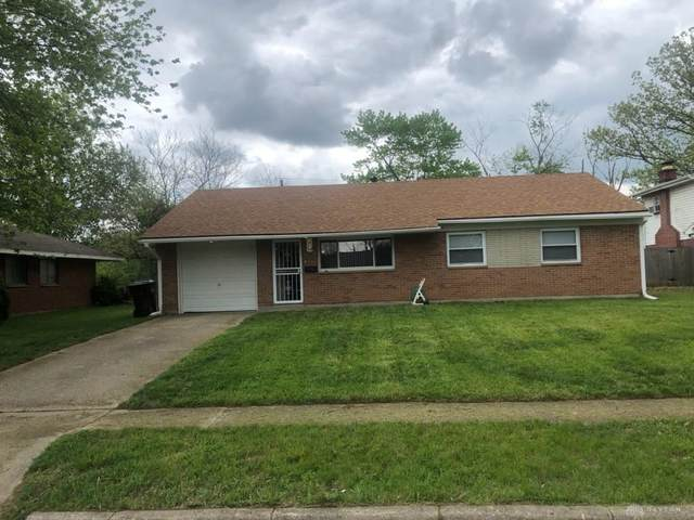 34 Brookhaven Drive, Trotwood, OH 45426 (MLS #816236) :: The Gene Group