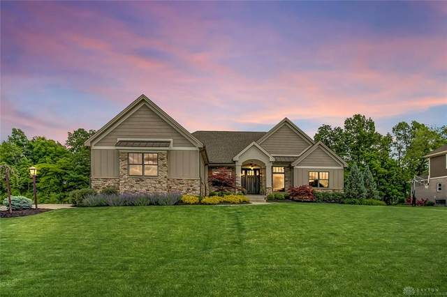 10954 Shallow Creek Court, Washington TWP, OH 45458 (MLS #816314) :: The Gene Group
