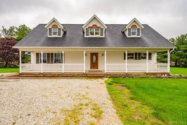 7634 Old Troy Pike, Saint Paris, OH 43072 (MLS #816331) :: Denise Swick and Company