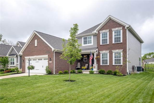 1695 Sunset Creek Court, Bellbrook, OH 45305 (MLS #816515) :: The Gene Group