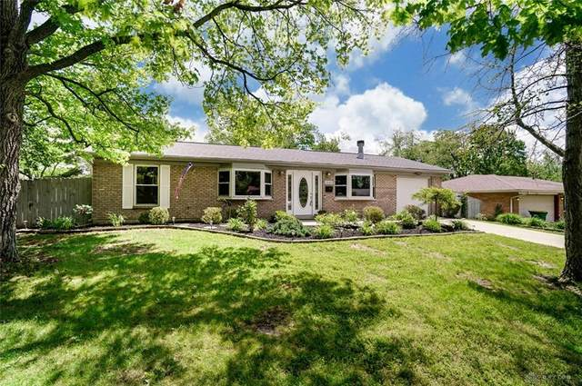 7440 Mohawk Trail Road, Dayton, OH 45459 (MLS #816567) :: The Gene Group