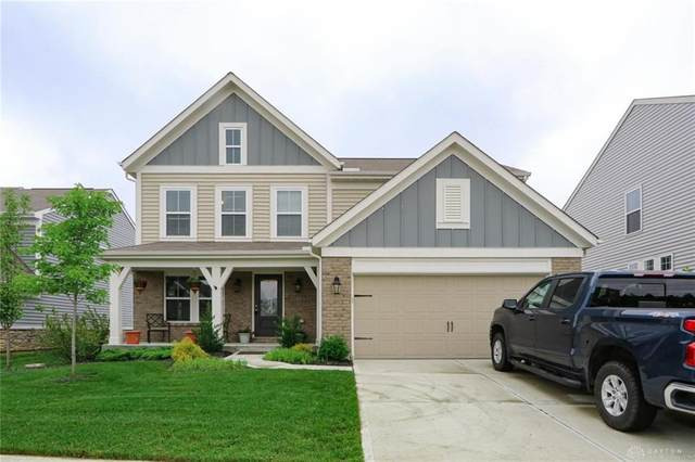1551 Mulberry Court, Lebanon, OH 45036 (MLS #816602) :: Denise Swick and Company