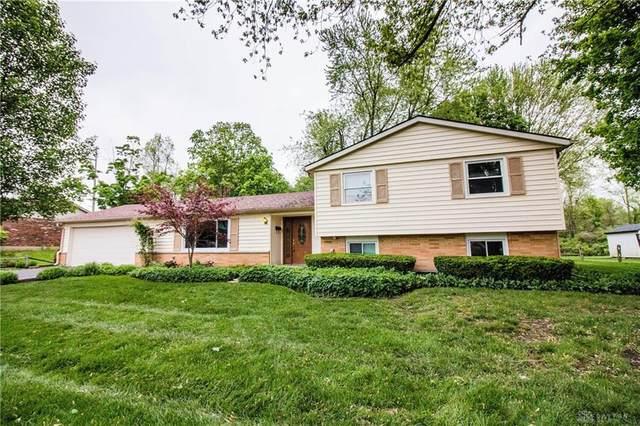 360 Clareridge Lane, Dayton, OH 45458 (MLS #816605) :: Denise Swick and Company