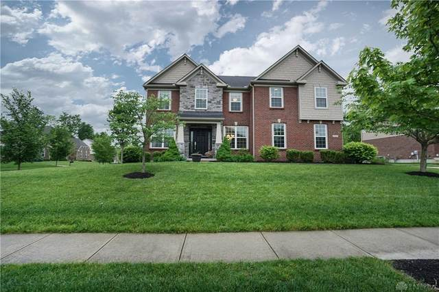 1125 Thistle Lane, Lebanon, OH 45036 (MLS #816607) :: Denise Swick and Company