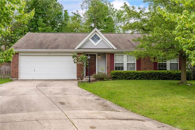 4860 Red Bird Court, Tipp City, OH 45371 (MLS #816679) :: The Gene Group