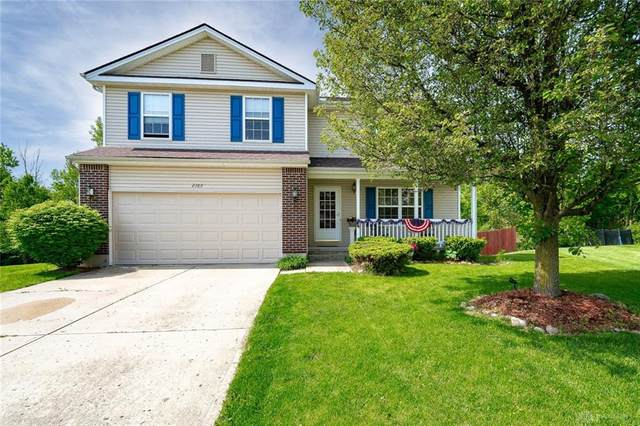 2389 Murphy Drive, Fairborn, OH 45324 (MLS #816686) :: Denise Swick and Company