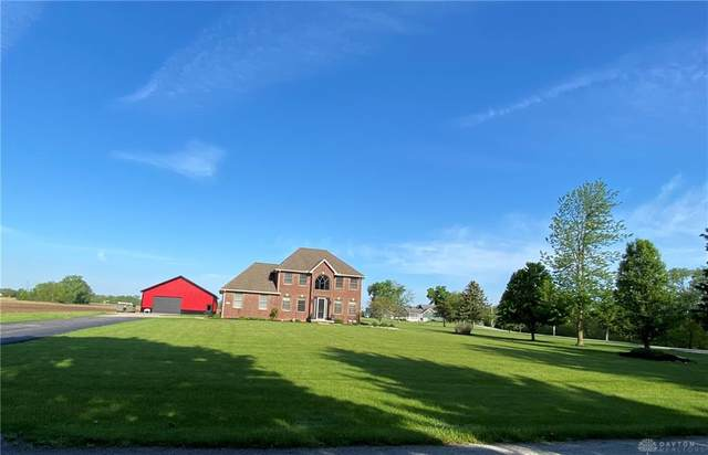 2575 Myers Road, Springfield, OH 45502 (MLS #816712) :: The Gene Group