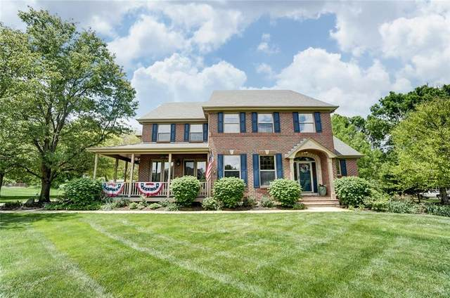 9505 Cutlers Trace, Washington TWP, OH 45458 (MLS #816717) :: Candace Tarjanyi | Coldwell Banker Heritage