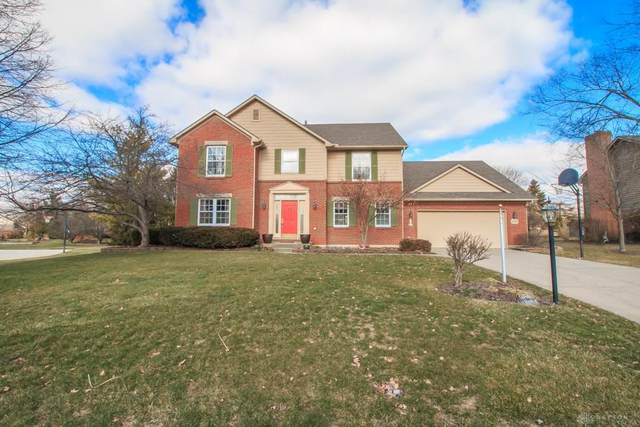 1219 Autumn Glen Court, Washington TWP, OH 45458 (MLS #816783) :: The Gene Group