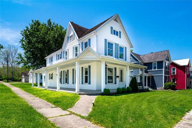 540 Montgomery Street, Miamisburg, OH 45342 (MLS #816825) :: Candace Tarjanyi | Coldwell Banker Heritage