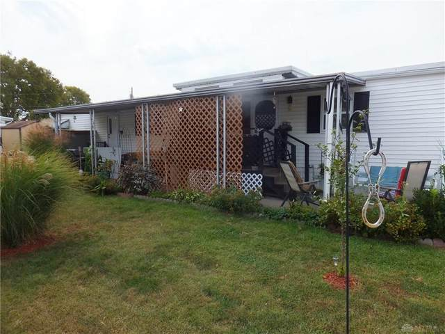 88 Palace Drive, West Carrollton, OH 45449 (MLS #816856) :: The Gene Group