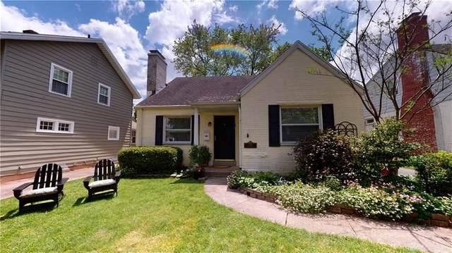 114 Oak Knoll Drive, Oakwood, OH 45419 (MLS #816894) :: Candace Tarjanyi | Coldwell Banker Heritage