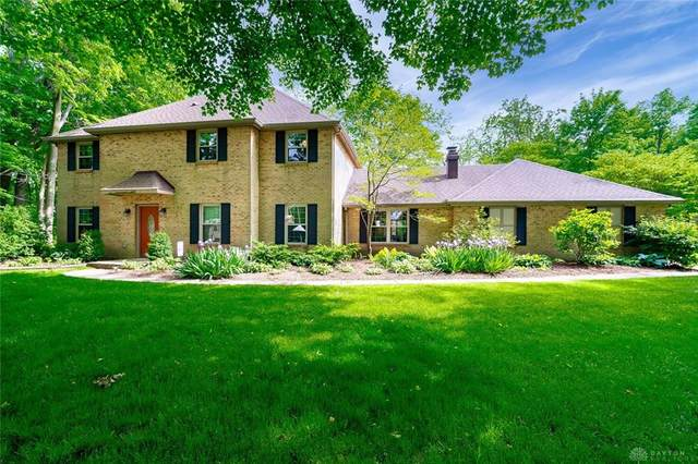 210 Kimbary Drive, Washington TWP, OH 45458 (MLS #816898) :: The Gene Group