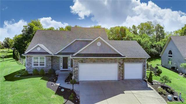 302 Hillcrest Drive, Springboro, OH 45066 (MLS #816901) :: The Gene Group