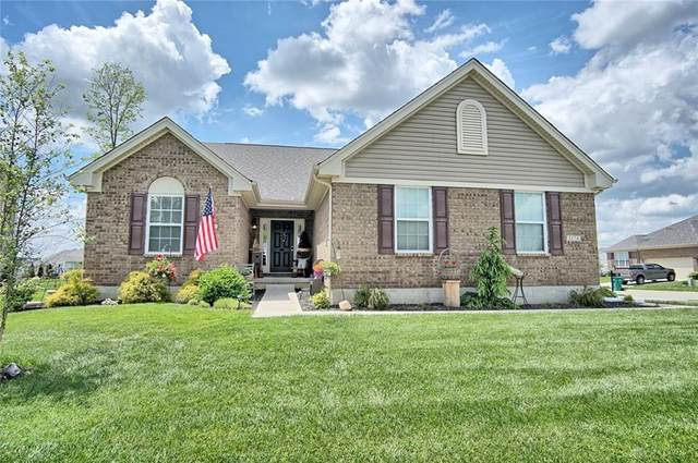 1174 Bluffview Drive, Fairborn, OH 45324 (MLS #816950) :: Denise Swick and Company