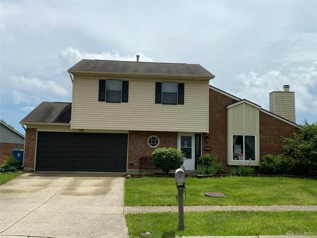 6616 Flat Creek Court, Huber Heights, OH 45424 (MLS #816973) :: Denise Swick and Company
