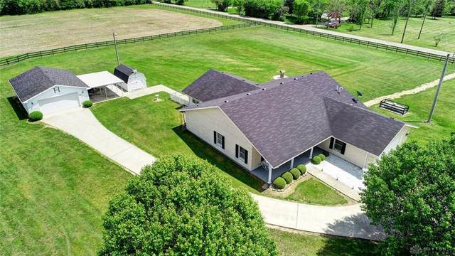 3440 Soldiers Home Miamisburg Road, Miamisburg, OH 45342 (MLS #816989) :: Denise Swick and Company