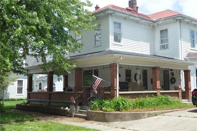 108 N Scott Street, New Carlisle, OH 45344 (MLS #817026) :: The Gene Group