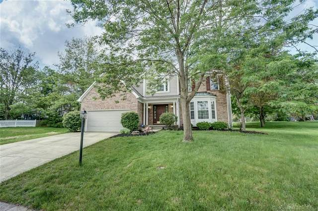 1125 Redcoat Court, Beavercreek, OH 45434 (MLS #817076) :: The Gene Group