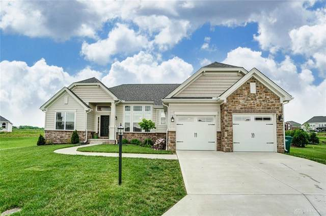 1617 Weeping Willow Court, Sugarcreek Township, OH 45305 (MLS #817088) :: The Gene Group