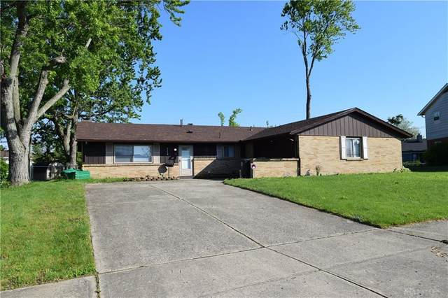 5119 Kingsford Drive, Trotwood, OH 45426 (MLS #817090) :: The Gene Group