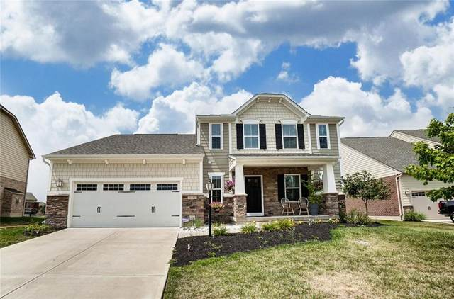 9341 Maple Brook Street, Clearcreek Twp, OH 45458 (MLS #817096) :: Denise Swick and Company