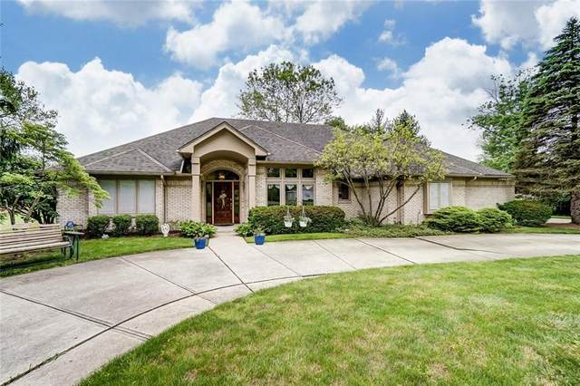 110 Sunnyridge Lane, Washington TWP, OH 45429 (MLS #817126) :: Denise Swick and Company