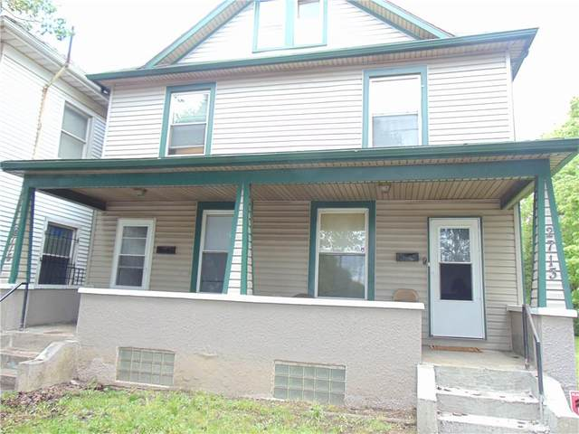 2713 W 3rd Street, Dayton, OH 45417 (MLS #817138) :: The Gene Group