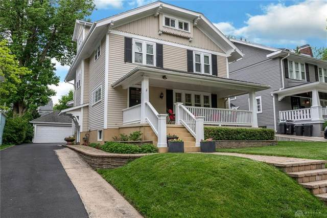 90 Patterson Road, Oakwood, OH 45419 (MLS #817218) :: Denise Swick and Company
