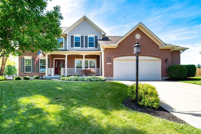 3235 Heritage Trace Drive, Bellbrook, OH 45305 (MLS #817317) :: The Gene Group