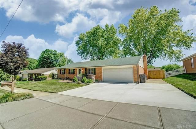 1309 S Elm Street, West Carrollton, OH 45449 (MLS #817342) :: Denise Swick and Company