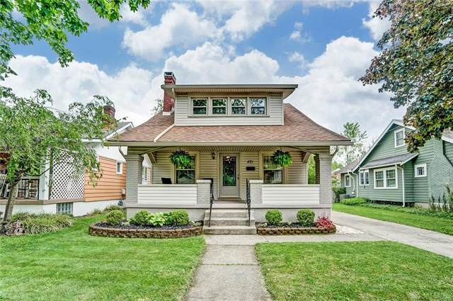 421 Hadley Avenue, Oakwood, OH 45419 (MLS #817353) :: Denise Swick and Company