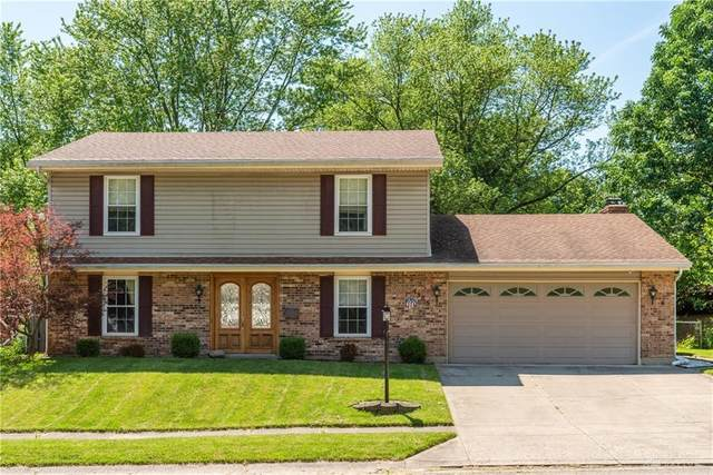 4385 Ridgepath Drive, Dayton, OH 45424 (MLS #817371) :: The Gene Group