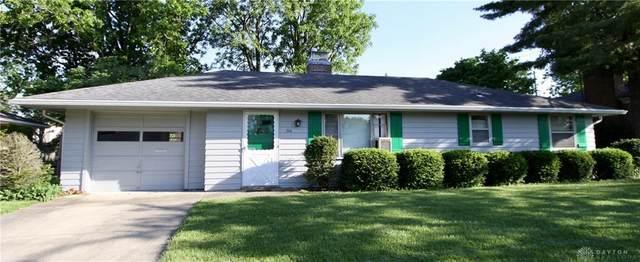 110 W Sunrise Avenue, Trotwood, OH 45426 (MLS #817378) :: The Gene Group