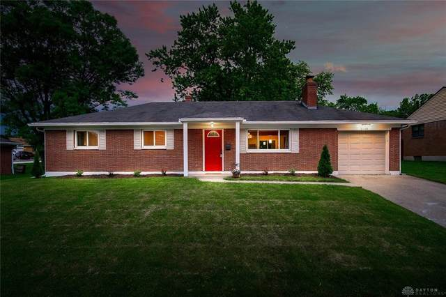 1130 Gardner Road, Kettering, OH 45429 (MLS #817389) :: The Gene Group