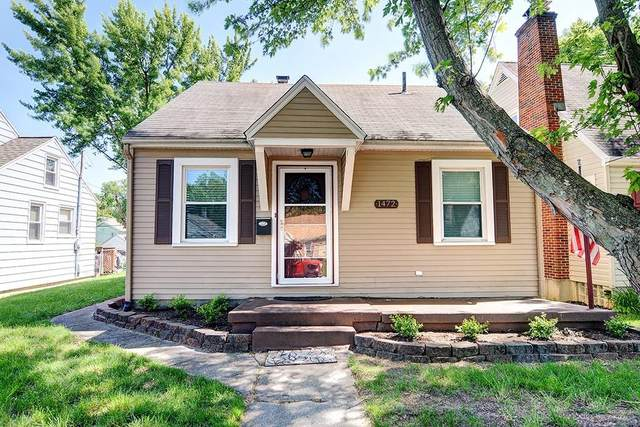 1472 Elmdale Drive, Kettering, OH 45409 (MLS #817424) :: The Gene Group