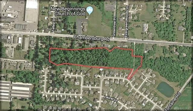 0 Oak Ridge Drive, Huber Heights, OH 45424 (MLS #817493) :: The Gene Group
