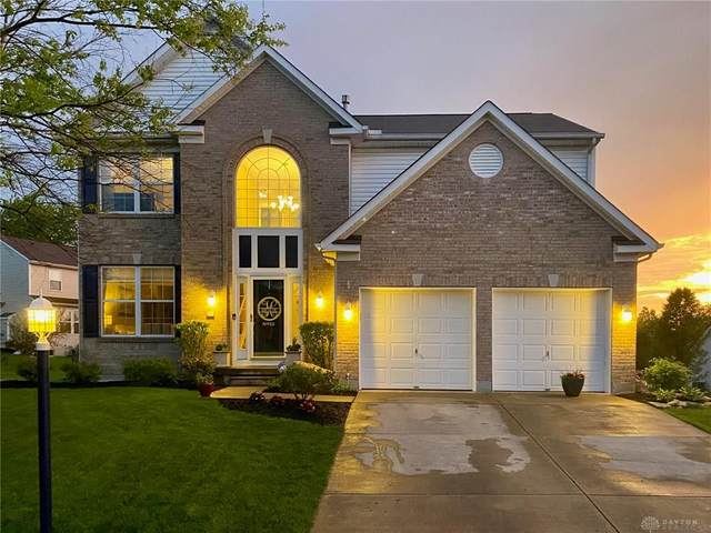 15 Churchill Court, Springboro, OH 45066 (#817504) :: Century 21 Thacker & Associates, Inc.