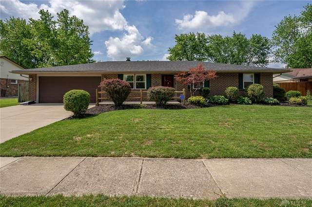 5030 Bluffview Drive, Huber Heights, OH 45424 (MLS #817553) :: The Gene Group