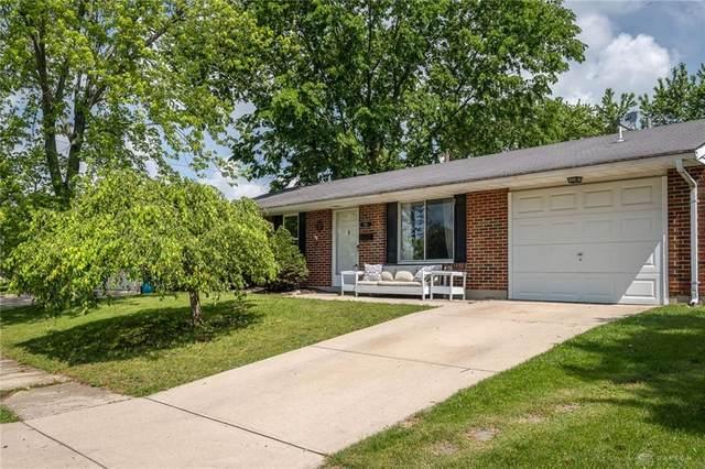 7381 Cedar Knolls Drive, Huber Heights, OH 45424 (MLS #817613) :: The Gene Group