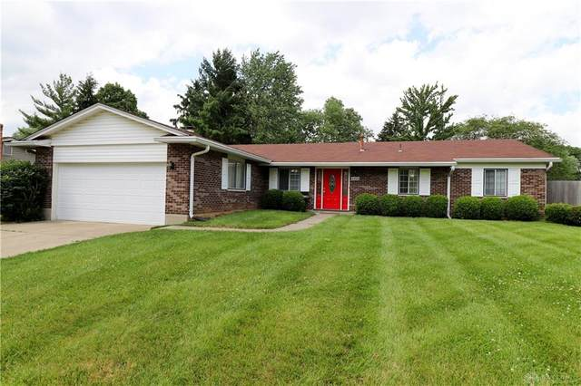 4408 Franklin Ridge Drive, Beavercreek, OH 45432 (#817960) :: Century 21 Thacker & Associates, Inc.