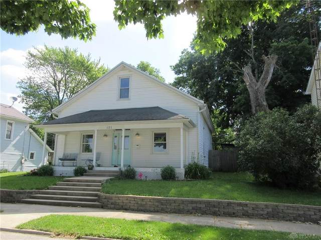 121 High Street, New Paris, OH 45347 (MLS #818231) :: The Westheimer Group