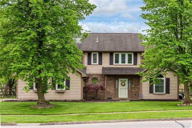 2346 Valle Greene Drive, Fairborn, OH 45324 (#818295) :: Century 21 Thacker & Associates, Inc.