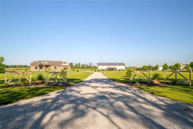 3555 Snively Road, Xenia Twp, OH 45387 (MLS #818401) :: Candace Tarjanyi | Coldwell Banker Heritage