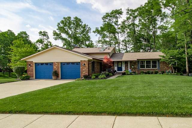 108 Garden Circle, Wilmington, OH 45177 (MLS #818628) :: The Westheimer Group