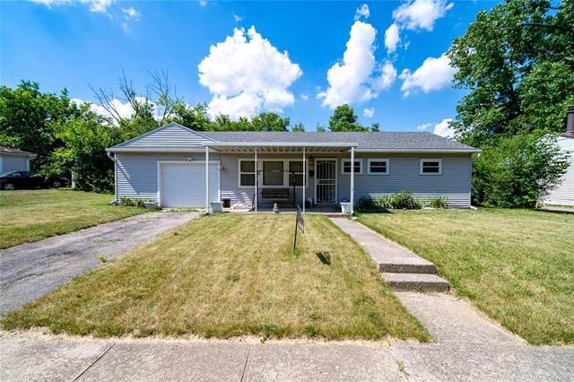 4619 Guadalupe Avenue, Dayton, OH 45417 (MLS #818904) :: The Gene Group